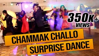 SURPRISE DANCE WEDDING ~ RaMoD with COOL STEPS Sri Lanka