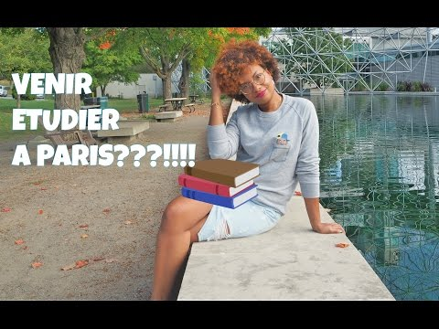 Faire ses études à Paris #Buildyourlife