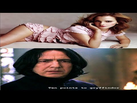 HARRY POTTER fans will find this video funny.