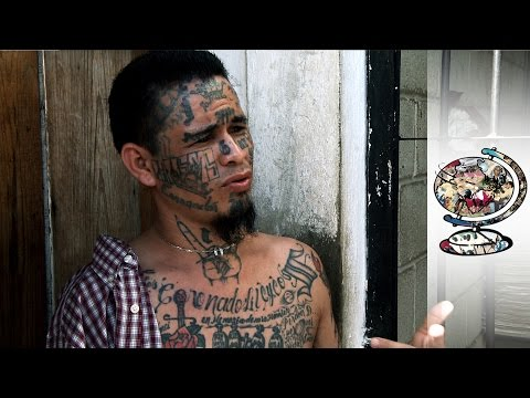 How Gang Tattoos Prevent  Rehabilitation