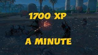AC Origins Farming XP using The Pharoah's Shadows