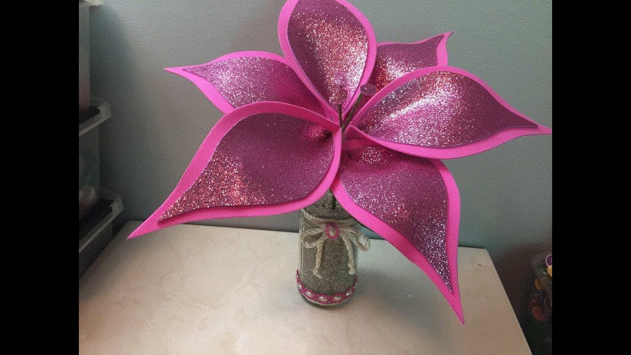 flores de fomi .. exposicion by @l€hm