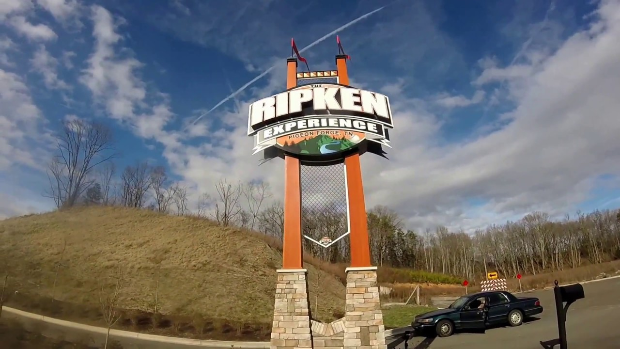 The Ripken Experience, Pigeon Forge,TN  V10