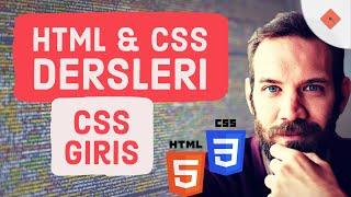 Yakın Kampüs - XHTML (HTML) ve CSS Ders 11 - CSS'e Giriş