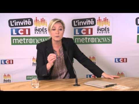 Marine Le Pen l'intégrale