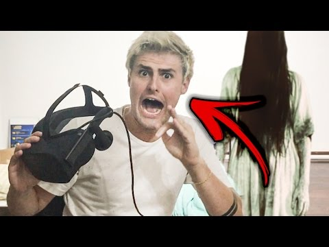 ENCARE SEU MEDO !!! - OCULUS RIFT (VR)