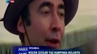 Ege Türk Tv- Sultangazi Belediyesi İzci Kampı, kapılarını öğrencilere açtı