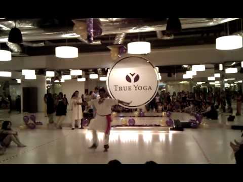 True Yoga Black Card Party - Indian Classical Dance