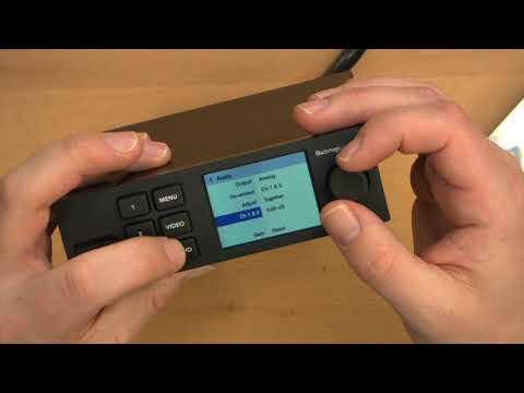 Adding A Smart Panel To The Teranex Mini No Mic On Purpose Youtube