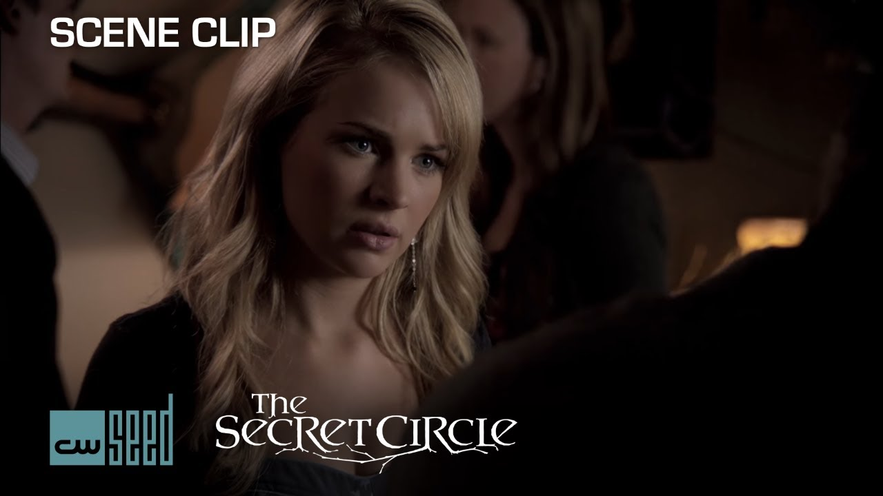 Download The Secret Circle   Adam Deserves The Punch   CW Seed