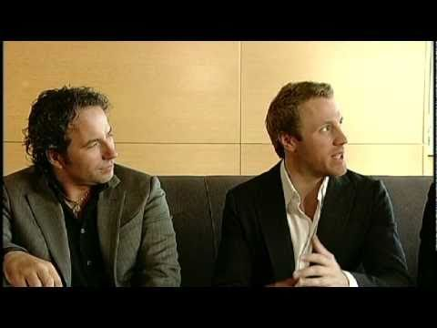 The Tenors Interview and Concert The Wine Ladies TV