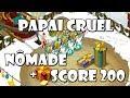 [Dofus] Papai Cruel Score 200 + Nômade - Servidor Eco (Ao Vivo)
