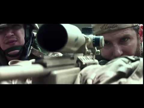 Американский снайпер   Русский трейлер  2015  Империя Кино