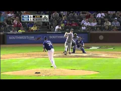 Joe Mauer 2009 - 28 home runs