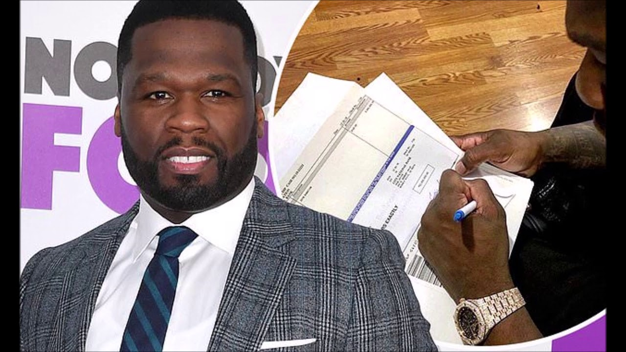 50 Cents Writes $3M Check To Boost Education In Low Income Communities