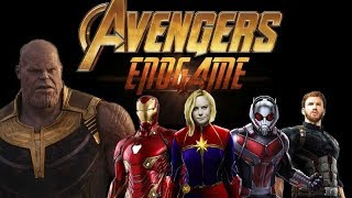 AVENGERS 4 (2019) Movies Trailer Full HD (music action)