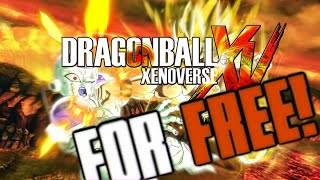 How to get DragonBall Xenoverse free(PC Tutorials)