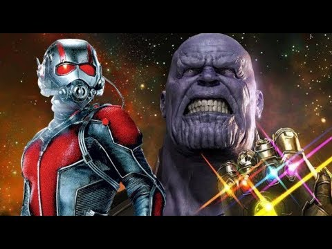 Avengers 4: Ant Man SAVES THE UNIVERSE