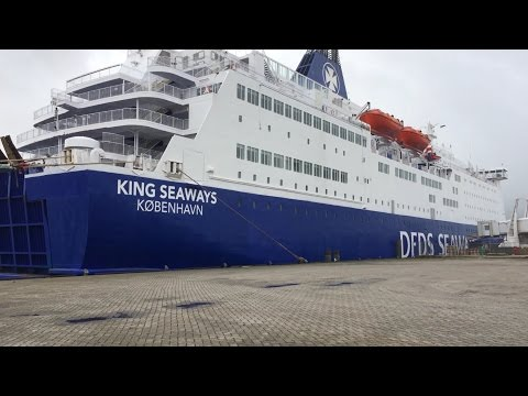 King Seaways - DFDS [Ijmuiden - Newcastle]