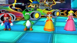 Mario Party Island Tour - Rocket Road