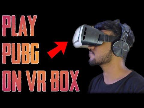 How to PLAY PUBG MOBILE ON VR!! (हिंदी में)👾