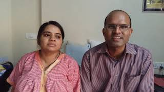 Joy of parenthood   story of Mrs and Mr Jigna Patel