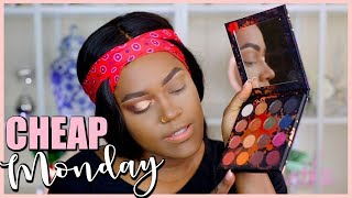 MakeupShayla x COLOURPOP Easy Cut Crease | Cheap Monday Series