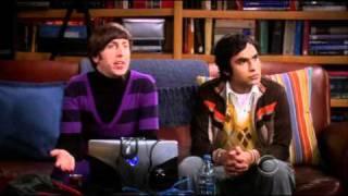 The Big Bang Theory - Говард и женщины, уроки соблазнения
