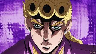 JoJo part 5 OP with the music that really should be...  Gangsta Paradise