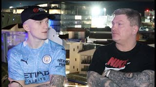 'YOU TAKEN TO BOXING LIKE YOU HAVE THE S******G' - RICKY HATTON TAUNTS SON CAMPBELL (w/ MATT HATTON)