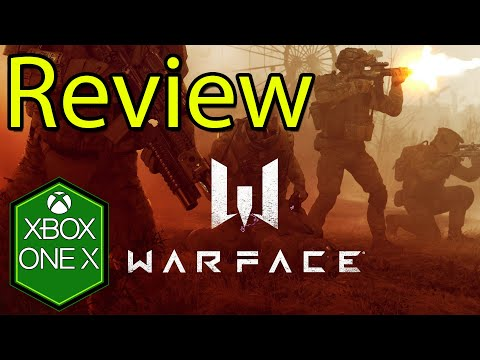 Warface Xbox One X Gameplay Review: Free to Play Average