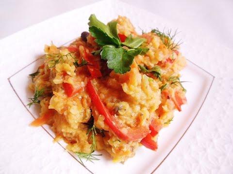 Чечевица.Как Приготовить Кашу из Чечевицы Быстро. Еда в Пост