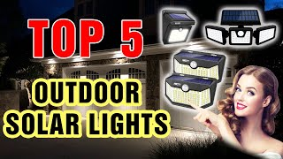 Best Outdoor Solar Lights in 2021 [Updated]