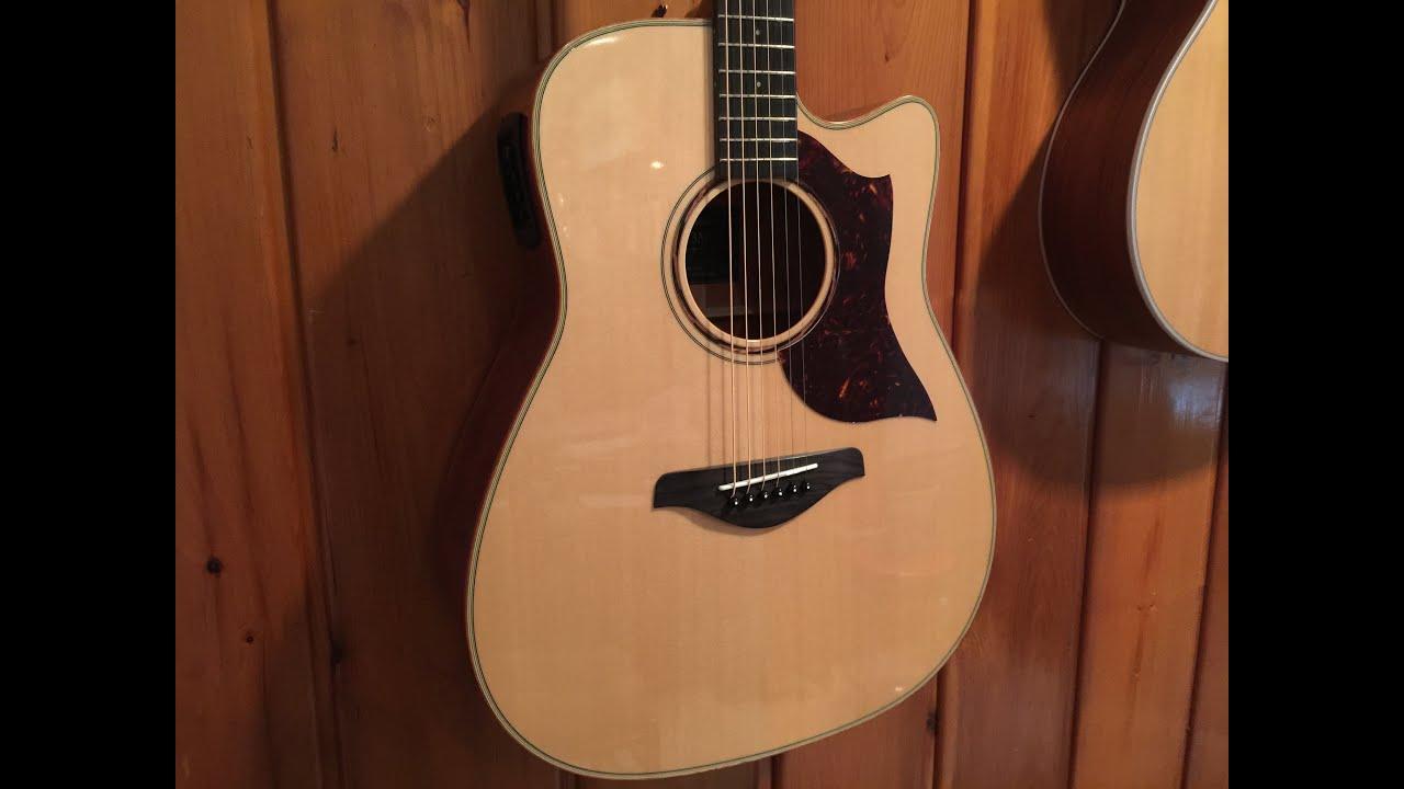 Yamaha Acoustic Guitars Wikipedia