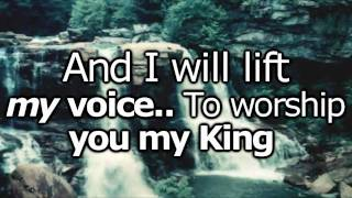 Your Love Oh Lord (Psalm 36) - Third Day - Worship Video w. Lyrics