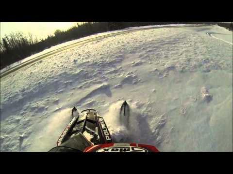 First Sledding Video