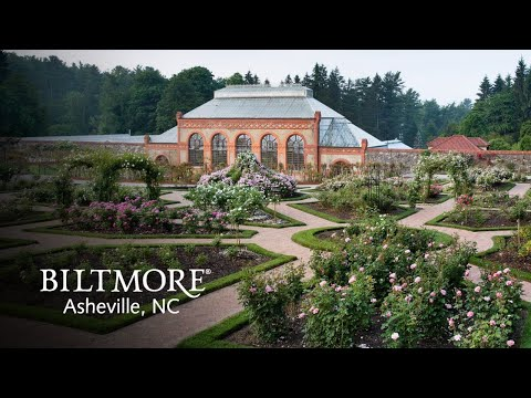 Virtual Tour: The Historic Conservatory At Biltmore Estate
