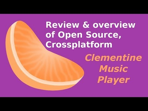 Overview & Review of Clementine Music Player v1.2, Lightweight, Full Feature & Open Source.