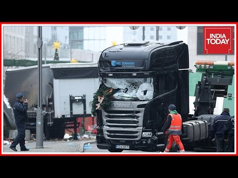 Berlin Truck Attack : German Media Claims Driver Identified As Pakistan National