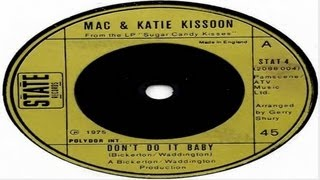 Mac and Katie Kissoon - Don