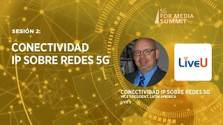 Sesión 2: Conectividad IP sobre redes 5G