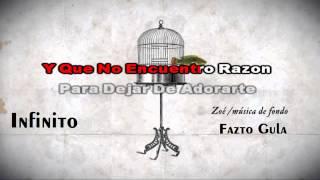 Infinito Zoe Karaoke Unplugged