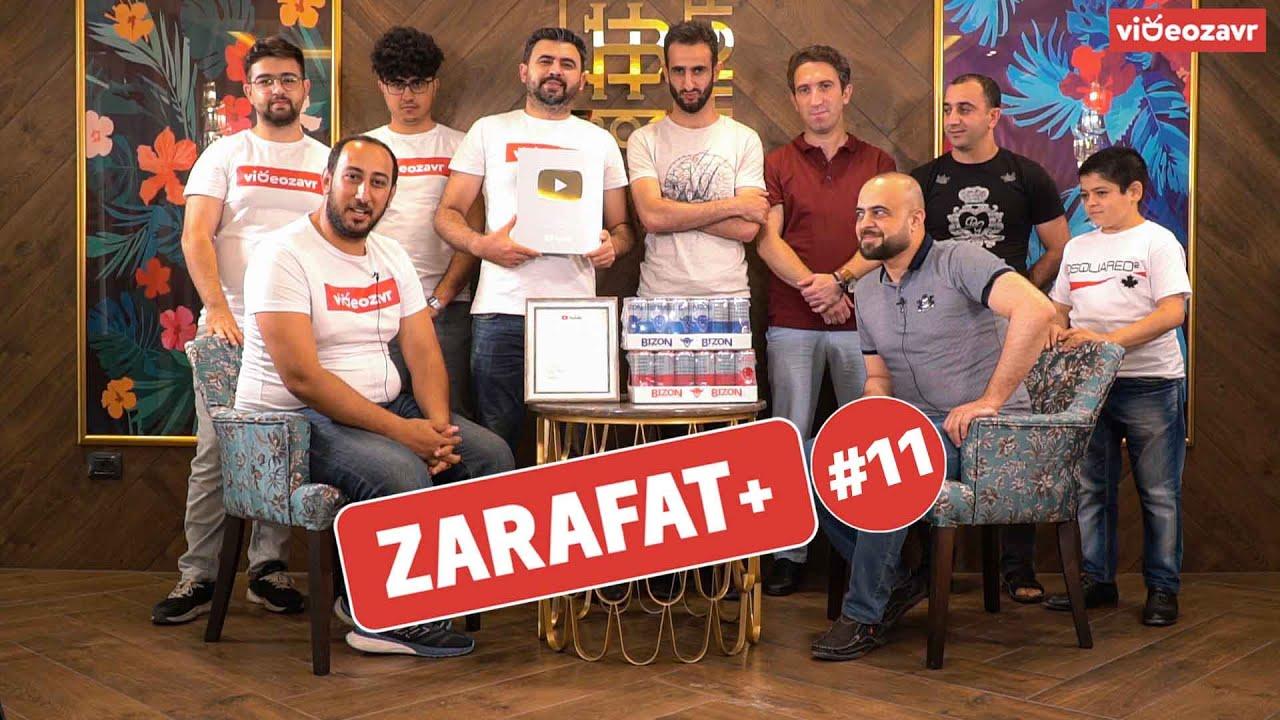 Zarafat+ #11 VIDEOZAVR