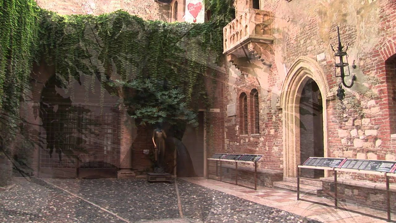 Balcone di Giulietta - YouTube