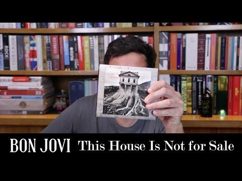 This House Is Not For Sale:  O Novo Disco Do Bon Jovi | Lançamento | Alta Fidelidade