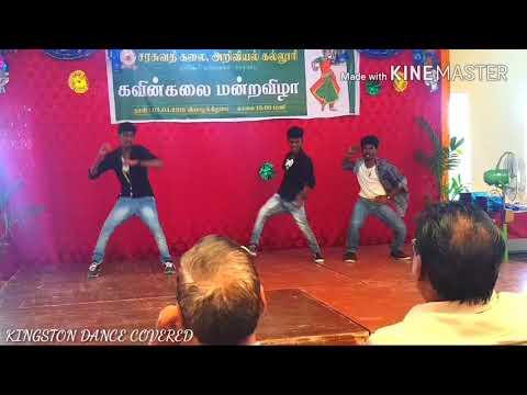 Guleba and sodakku dance covered by Kingston and frnds