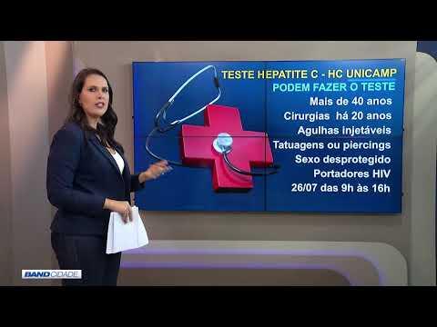 Hospital de Clínicas promove mutirão para diagnóstico de hepatite C
