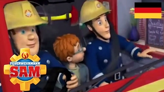 Cartoons für Kinder | Feuerwehrmann Sam Deutsch - Spiel mit Feuerwehrmann Sam