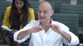 Dominic Cummings - 2021-05-26 - Full Covid Committee about Boris Johnson, Matt Hancock etc