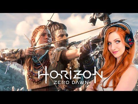 HORIZON ZERO DAWN - Trailer German Deutsch [Synchro/Fandub]